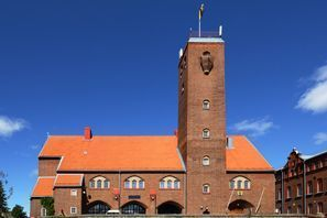 Leie bil Pietarsaari, Finland