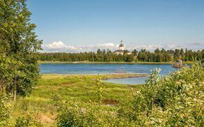 Leie bil Tornio, Finland