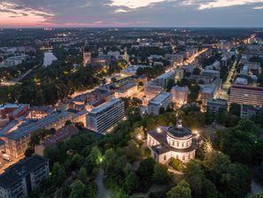 Leie bil Turku, Finland