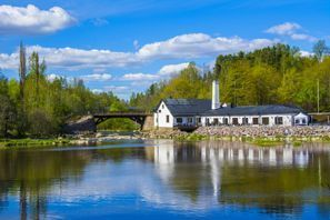 Leie bil Vantaa, Finland