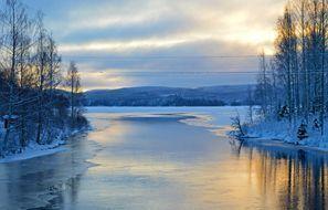 Leie bil Varkaus, Finland