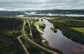 Leie bil Ylitornio, Finland