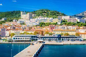 Leie bil Ajaccio, Frankrike - Korsika