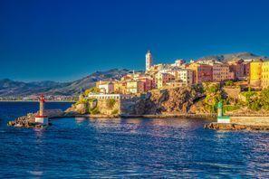 Leie bil Bastia, Frankrike - Korsika