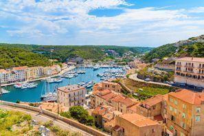 Leie bil Bonifacio, Frankrike - Korsika