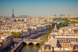 Leie bil Paris, Frankrike