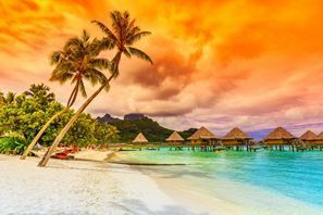 Leie bil Bora Bora, Fransk Polynesia