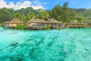 Leie bil Papeete, Fransk Polynesia