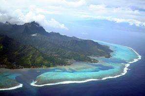 Leie bil Tahiti Island, Fransk Polynesia