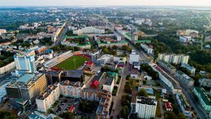 Leie bil Mogilev, Hviterussland
