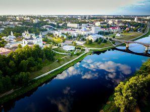 Leie bil Vitebsk, Hviterussland