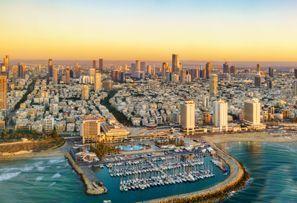 Leie bil Tel Aviv, Israel