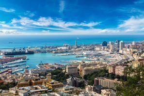Leie bil Genova, Italia