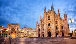 Leie bil Milano, Italia