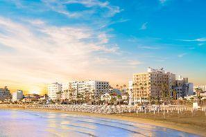 Leie bil Larnaca, Kypros