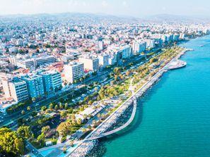 Leie bil Limassol, Kypros