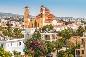 Leie bil Paphos, Kypros