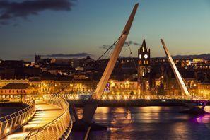 Leie bil Derry, Nord-Irland