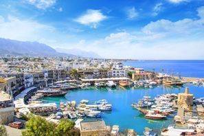 Leie bil Kyrenia, Nord-Kypros