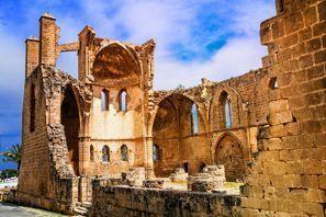Leie bil Magosa, Nord-Kypros