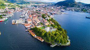 Leie bil Bergen, Norge