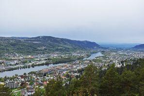 Leie bil Drammen, Norge