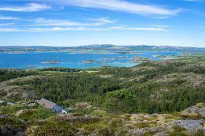 Leie bil Steinkjer, Norge