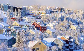 Leie bil Tromsø, Norge