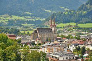 Leie bil St. Johann, Østerrike