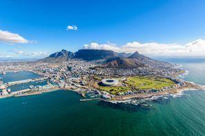Leie bil Cape Town, Sør Afrika