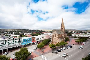 Leie bil Grahamstown, Sør Afrika