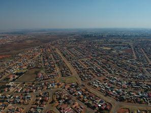 Leie bil Krugersdorp, Sør Afrika