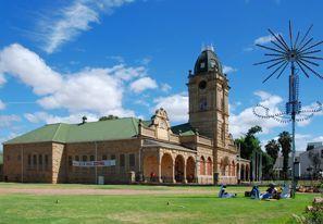 Leie bil Mthatha, Sør Afrika