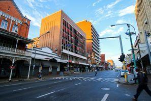 Leie bil Pietermaritzburg, Sør Afrika