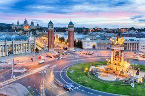 Leie bil Barcelona, Spania
