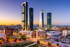 Leie bil Madrid, Spania