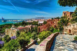 Leie bil Malaga, Spania