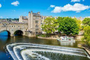 Leie bil Bath, Storbritannia