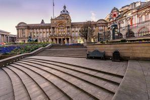 Leie bil Birmingham, Storbritannia
