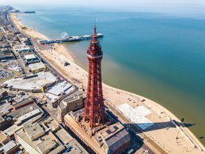 Leie bil Blackpool, Storbritannia