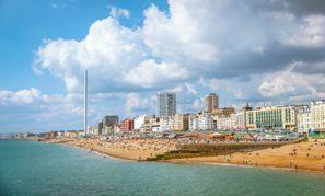 Leie bil Brighton, Storbritannia