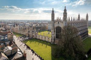 Leie bil Cambridge, Storbritannia