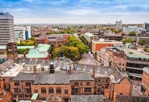 Leie bil Coventry, Storbritannia