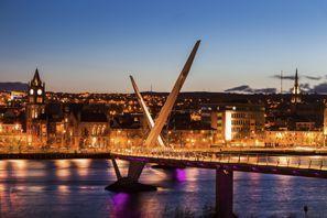 Leie bil Derry, Storbritannia