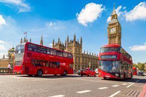 Leie bil London, Storbritannia