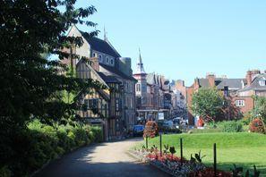 Leie bil Shrewsbury, Storbritannia