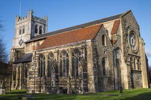 Leie bil Waltham Abbey, Storbritannia