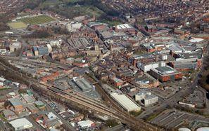 Leie bil Wigan, Storbritannia