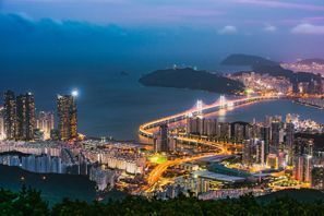 Leie bil Busan, Sydkorea