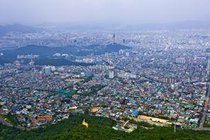 Leie bil Daegu, Sydkorea